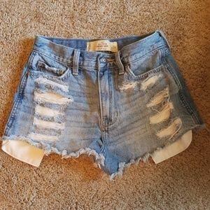 Hollister Vintage Shorts